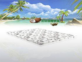 3E环保棕1.8米6公分薄床垫高档零甲醛适用喜欢睡硬床垫