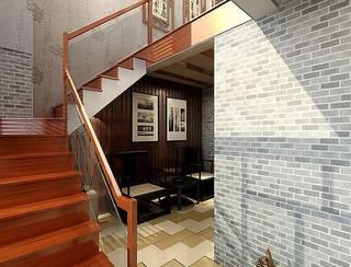 23个实用楼梯设计