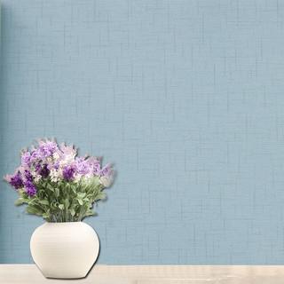 简约现代风格几何线条 卧室书房背景墙壁纸