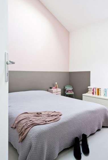 法式风格简洁卧室效果图