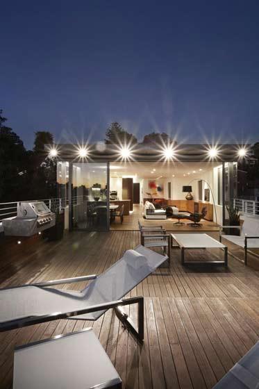 现代简约风格简洁阁楼旧房改造海外家居