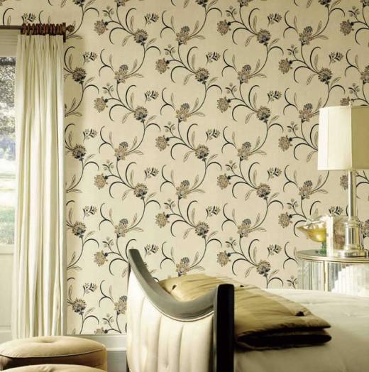 欧风玫瑰之夜 客厅卧室壁纸