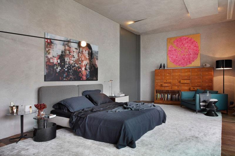 新古典风格公寓家装图片