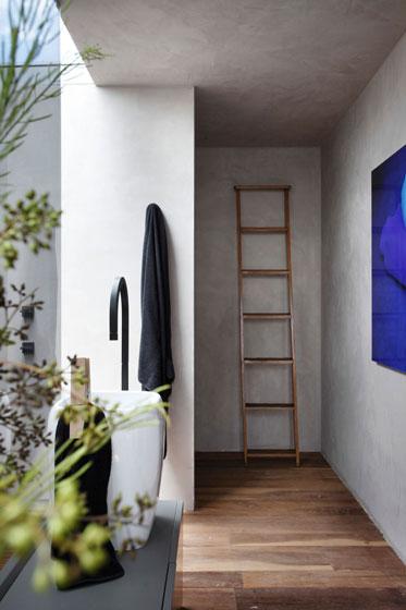 新古典风格公寓平面图