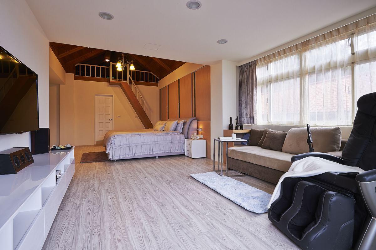 北欧风格别墅旧房改造设计图纸