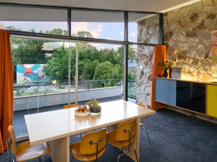 北欧风格别墅艺术餐厅设计