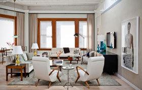 优雅的居住空间  现代化的设计