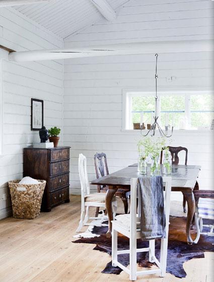 混搭风格时尚小客厅背景墙效果图