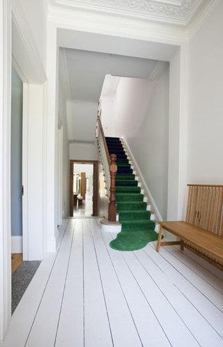 140平米以上别墅楼梯旧房改造平面图