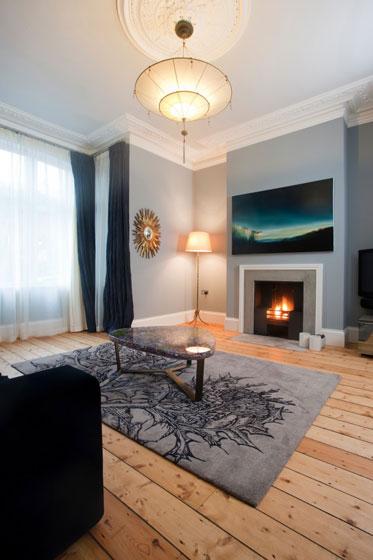 140平米以上客厅旧房改造家装图片