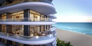 地中海风格度假别墅奢华豪华型露台花园走廊设计图纸