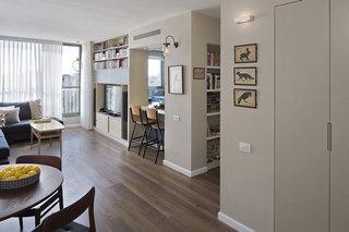 现代简约风格公寓古典婴儿房装修效果图