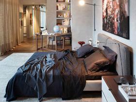 現代工業風復式公寓裝修