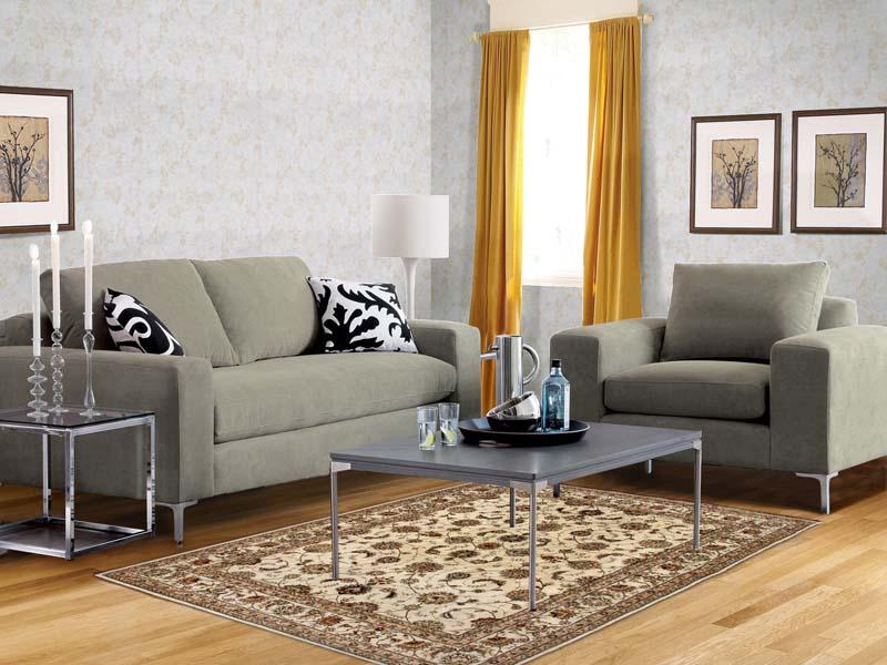 新古典风格高贵典雅 客厅卧室壁纸