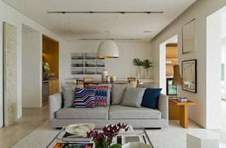 公寓温馨金色140平米以上客厅灯具效果图