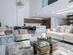 優雅奢華雙層公寓
