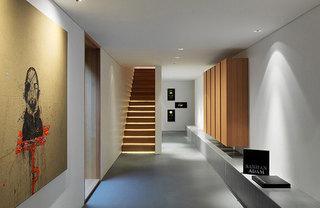 现代简约风格温馨楼梯海外家居