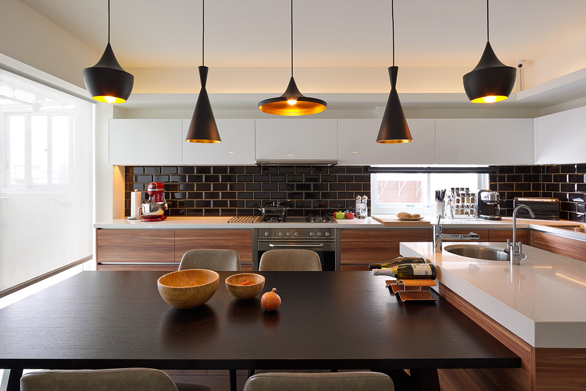 loft风格公寓温馨餐厅装修效果图