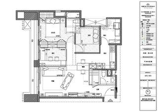 简约风格公寓家装图