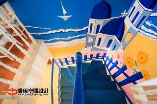 15个地中海风情楼梯