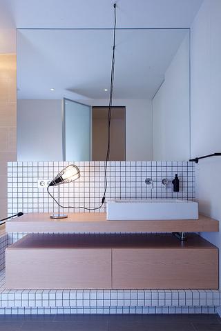 混搭风格80平米旧房改造家装图片