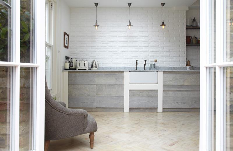 简约风格白领公寓梦幻白色装修效果图
