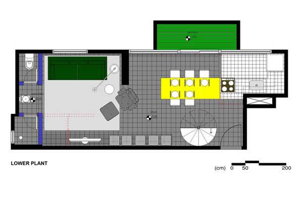 公寓舒适效果图