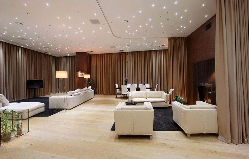 公寓舒适阁楼装修效果图
