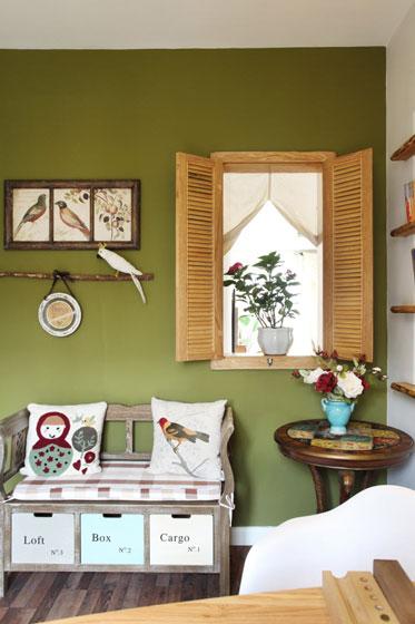 混搭风格豪华小客厅装修效果图