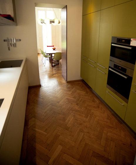 现代简约风格公寓温馨绿色儿童房橱柜效果图