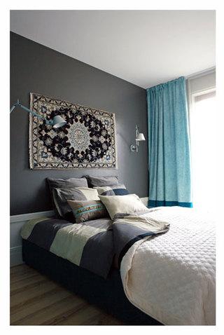混搭风格一室一厅豪华型140平米以上卧室旧房改造设计图纸