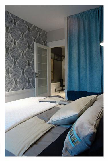 混搭风格一室一厅豪华型140平米以上卧室隔断旧房改造家装图