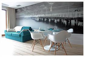 波蘭200平方米公寓設計效果圖