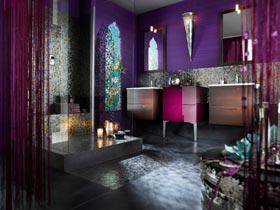 彰顯東方奢華 16款摩洛哥風格衛浴間