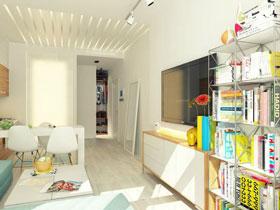29平米蝸居小公寓