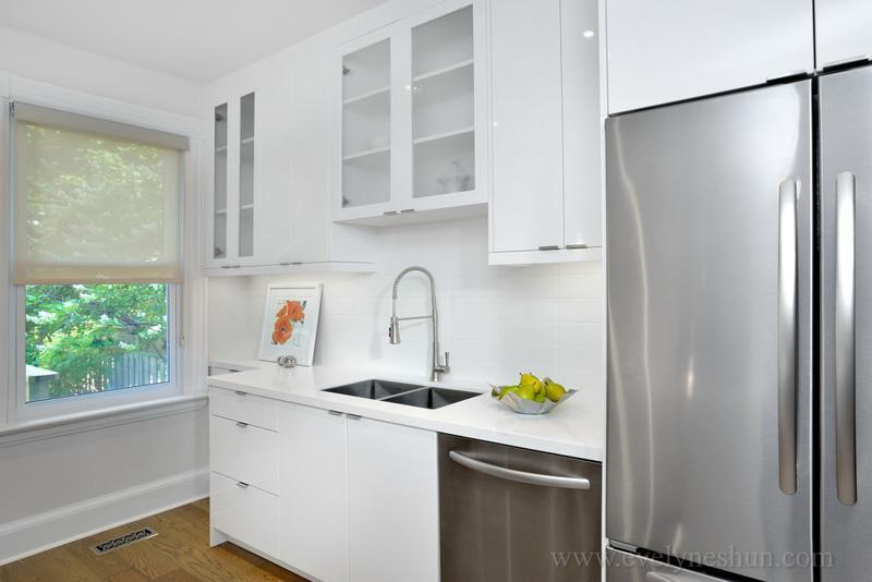 现代简约风格实用厨房海外家居