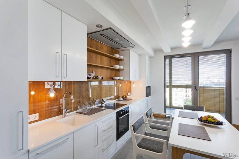现代简约风格时尚黑色厨房海外家居