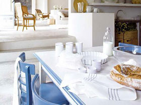 持續的夏天 復古地中海風格住宅