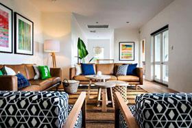 豐富多彩 歡樂與笑聲  澳大利亞現代風格室內設計