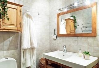 70平简洁舒适小屋 复古实用住宅设计