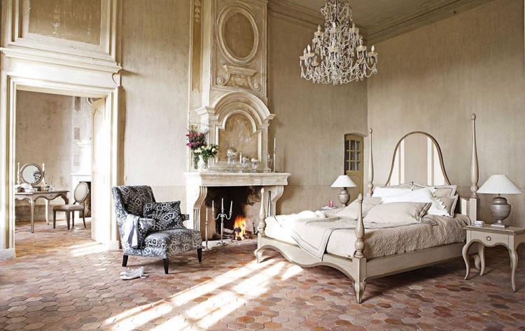 欧式风格卧室设计 穿越之美