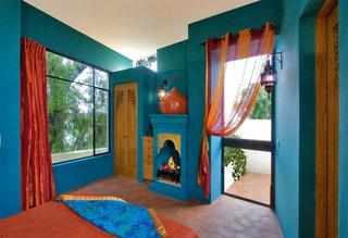 地中海卧室