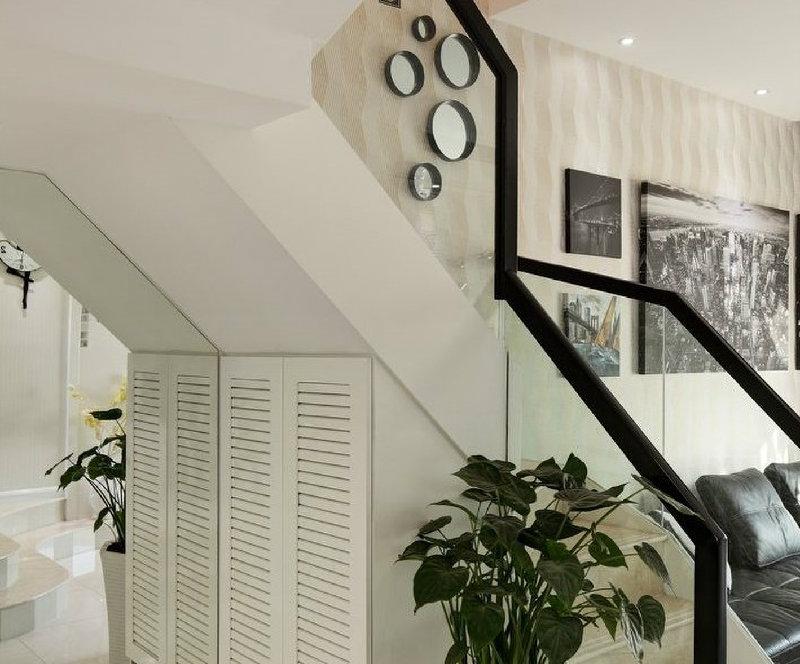 小复式楼梯装修效果图