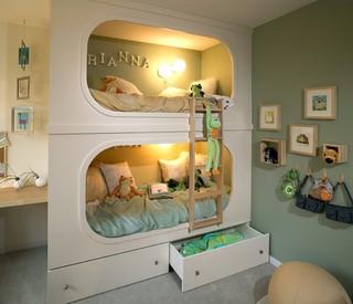 设计有趣的儿童房 哪个孩子不喜欢呢?