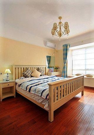 田园与地中海的浪漫混搭卧室