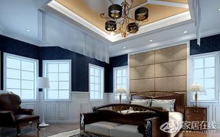 欧式卧室装修 体验海外家居的大气