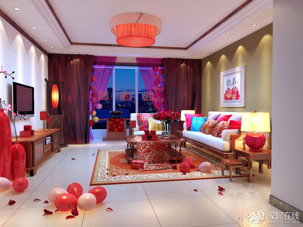 2010最流行婚房樣板間
