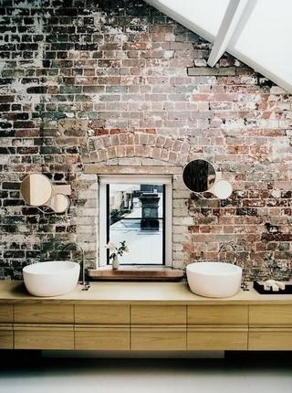 颠覆你的卫浴设计观 19款独特的卫浴间