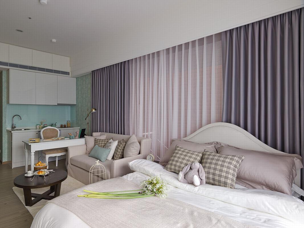 Mini豪宅提案 巴黎小公寓