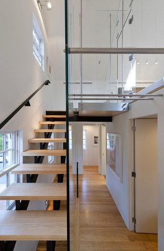 超有现代感的住宅设计 简约明亮空间